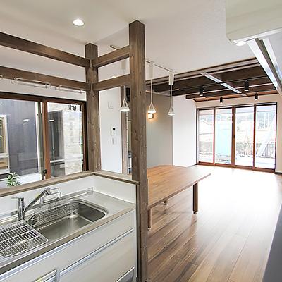 八興ハウス 新築住宅ラインアップ:ママに優しい家