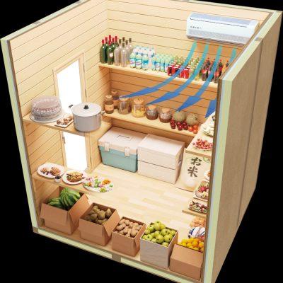 注文住宅新築時のパントリーをワンランクアップ - 八興ハウス - ブログ