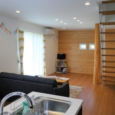注文住宅のリビングダイニングの配置 - 八興ハウス - ブログ