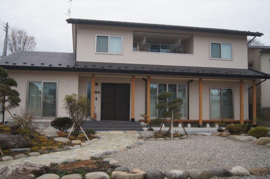 栃木県日光市二世帯住宅