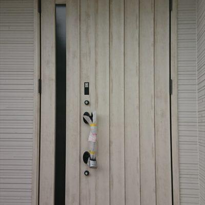 新築住宅 玄関ドアのカギ - 八興ハウス - ブログ