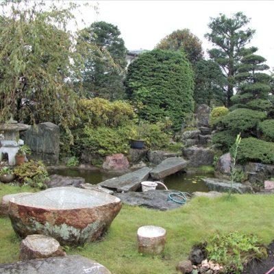 和風注文住宅を購入する際の庭 - 八興ハウス - ブログ