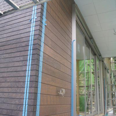 注文住宅新築時の外壁 - 八興ハウス - ブログ