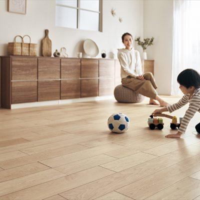 注文住宅建築時、リフォーム時の床材選び - 八興ハウス - ブログ