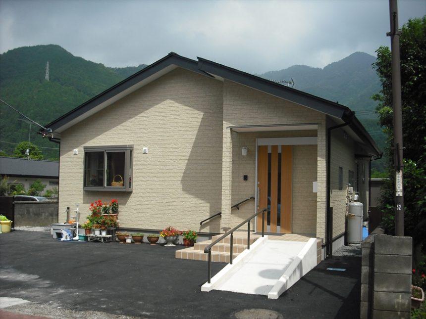 栃木県日光市 平屋