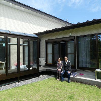 【栃木県日光市】注文住宅お引渡し後のお宅へ伺ってきました。 - 八興ハウス - ブログ