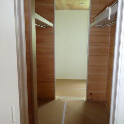 注文住宅建築検討時にはクローゼットの再確認を - 八興ハウス - ブログ