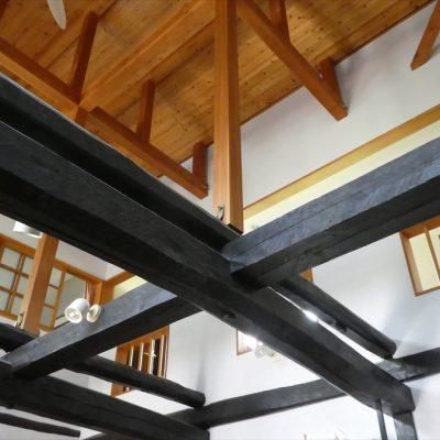 栃木県日光市内に新築したお宅を久しぶりに訪問しました - 八興ハウス - ブログ