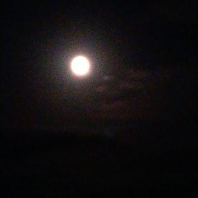 中秋の名月【栃木県日光市】 - 八興ハウス - ブログ