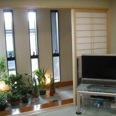 フォトギャラリー【栃木県日光市】 くつろぎの土間スペースがある平屋注文住宅