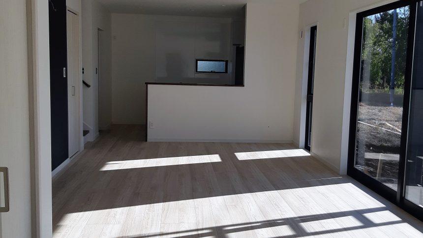 株式会社八興建設:高断熱仕様の家事がはかどるデザイン注文住宅
