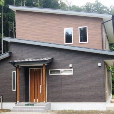 フォトギャラリー【栃木県日光市】 環境に合ったデザイン注文住宅