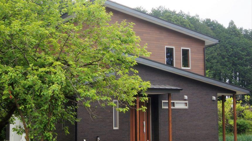 株式会社八興建設:【栃木県日光市】 環境に合ったデザイン注文住宅