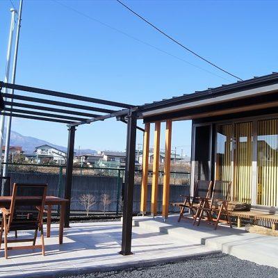 フォトギャラリー中庭のあるゆとりのデザイン注文住宅