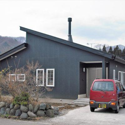 フォトギャラリー【栃木県日光市】 薪ストーブのある和風平屋注文住宅