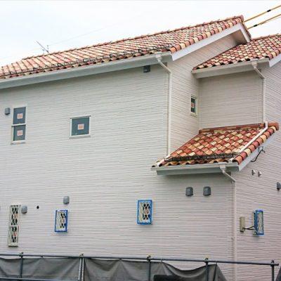 フォトギャラリー【栃木県日光市】 洋瓦が素敵な注文住宅