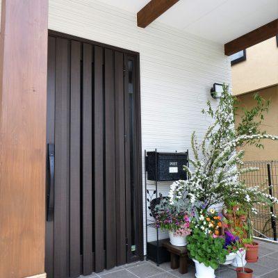 フォトギャラリー解放感がある吹き抜けの平屋デザイン住宅