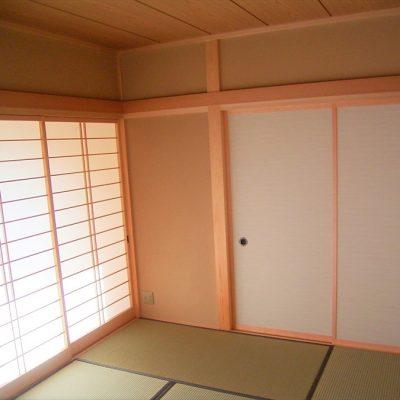 フォトギャラリー【栃木県日光市】 ブルーをアクセントに取り入れた注文住宅