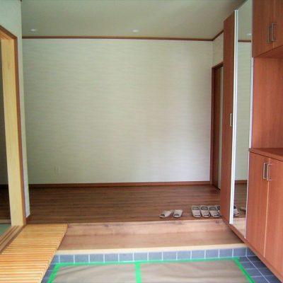 フォトギャラリー【栃木県日光市】 収納もたっぷりある平屋注文住宅