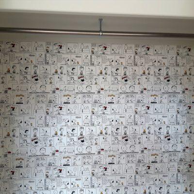 フォトギャラリー【栃木県日光市】 壁紙にこだわった注文住宅