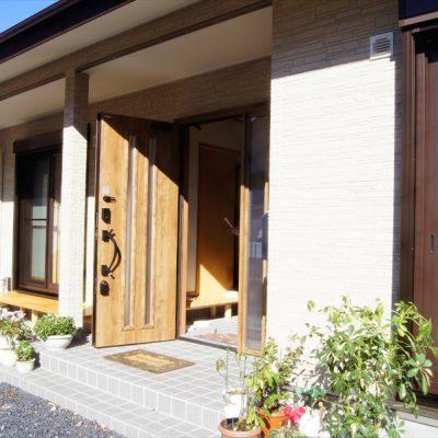 【栃木県日光市】 収納もたっぷりある平屋注文住宅 - 八興ハウス - 施工事例