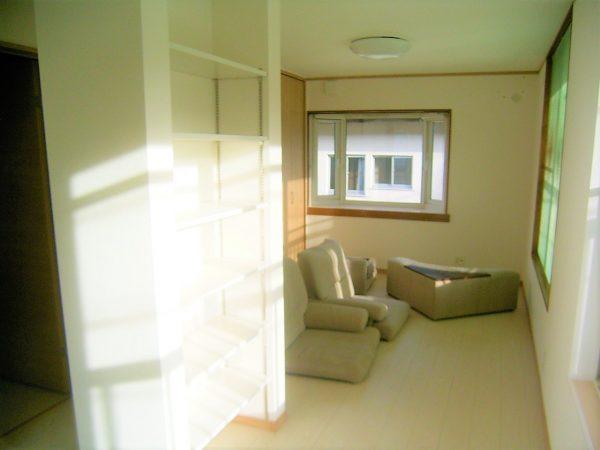 株式会社八興建設:2階 主寝室