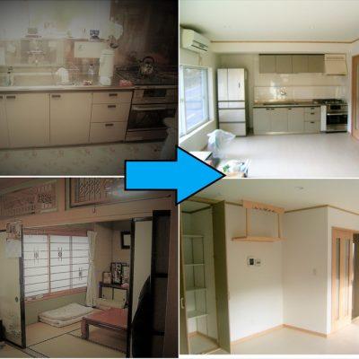 【栃木県日光市】 大規模なリフォーム - 八興ハウス - 施工事例