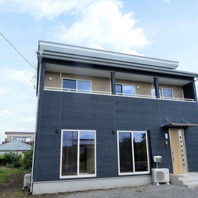 【栃木県宇都宮市】スペースを有効活用した2階建て - 八興ハウス - 施工事例