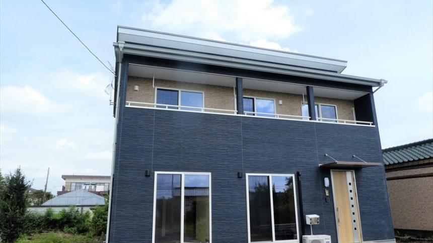 株式会社八興建設:【栃木県宇都宮市】スペースを有効活用した2階建て